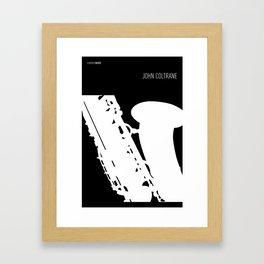 Jazz John Framed Art Print