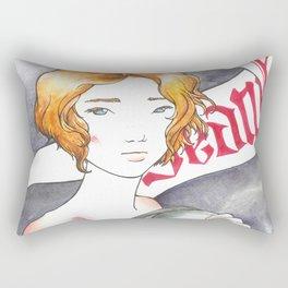 JEANNE D'ARC Rectangular Pillow