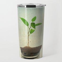green ideas Travel Mug
