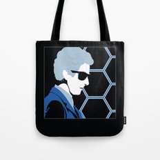 The 12th Doctor Tote Bag
