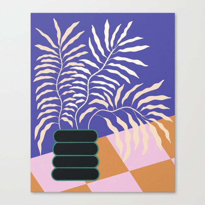 Check Canvas Print