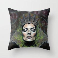 My Queen Throw Pillow