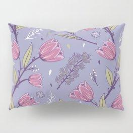 Flower Pattern 2 Pillow Sham