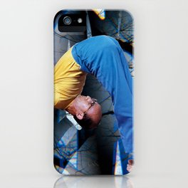 Halasanam iPhone Case