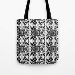 JES' PUZZLED FACE Tote Bag