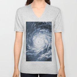 Hurricane Igor Unisex V-Neck