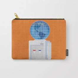 Let Anyone Take A Job Anywhere Carry-All Pouch