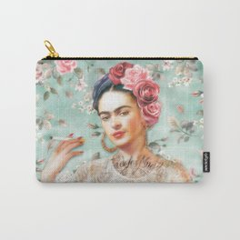 Frida's Exotic Cat Carry-All Pouch