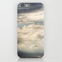 Stratocumulus Clouds 2 iPhone Case