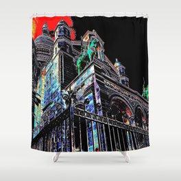 Paris Mood Shower Curtain