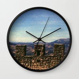 Analog series: Merlon Wall Clock