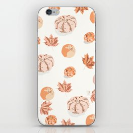 Autumn must have iPhone Skin