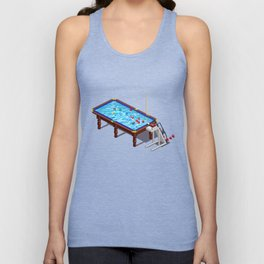 it`s Not Pool it`s Snooker Unisex Tank Top