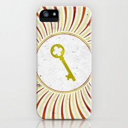 Phantom Keys Series - 10 iPhone Case