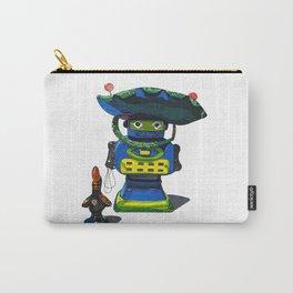 Robot-Bob Carry-All Pouch