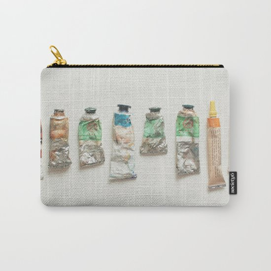 Oil Paints Carry-All Pouch