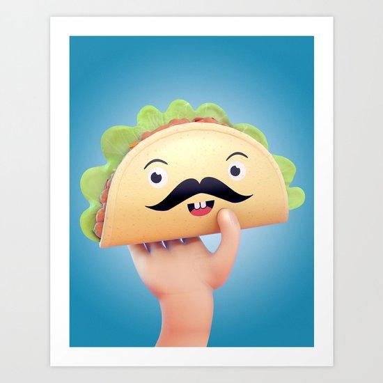 Super Taco! by benvoldman