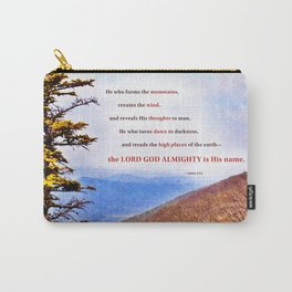High Places Carry-All Pouch