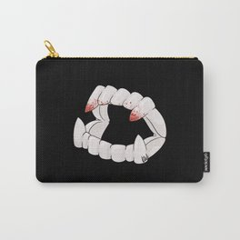 Fangs Carry-All Pouch