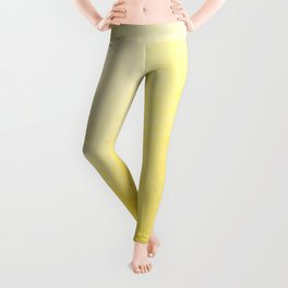 Sunshine Watercolor Leggings