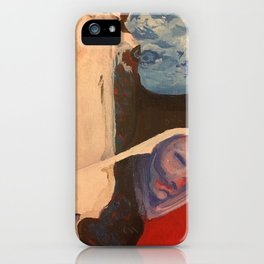Protecting the Seed of Hope iPhone Case
