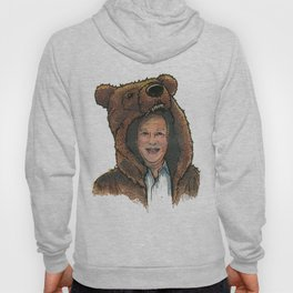 Bear Suit Marc Hoody