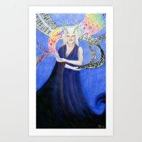 Animus Art Print