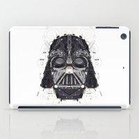 darth vader iPad Cases featuring darth vader by yoaz