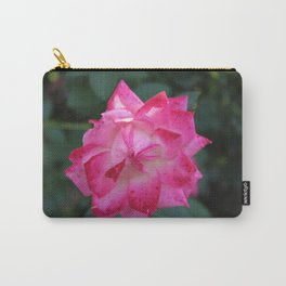Closed Rose Carry-All Pouch