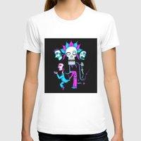 dia de los muertos T-shirts featuring Dia de los Muertos by Ken Seligson
