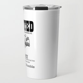 Wanted - Money Travel Mug