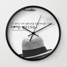 Churchill Wall Clock