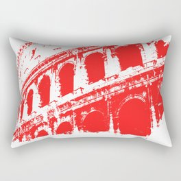 Way of the Warrior - Roman Colosseum Rectangular Pillow
