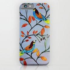 Two little birds  Slim Case iPhone 6s