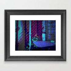 Have a seat, part II Framed Art Print
