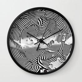 Remote Room Wall Clock