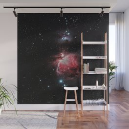 The Great Nebula in Orion Wall Mural