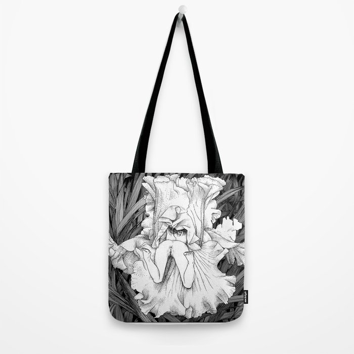 asc 566 - La butineuse (Seeking for sweetness) Tote Bag