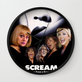 SCREAM if you have a Grammy Wall Clock