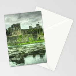 Caerphilly Castle Stationery Cards