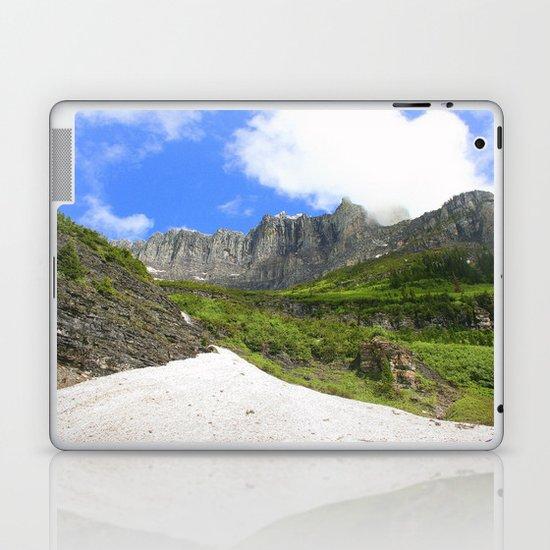 Peaks and Glaciers Laptop & iPad Skin