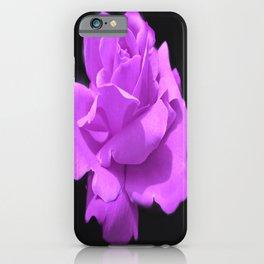 Majestic  Lavender Rose iPhone Case
