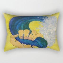 Grip on Life Rectangular Pillow