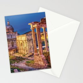 Roman Forum, Italy Stationery Cards