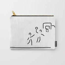 basketball usa basketball player Carry-All Pouch