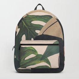 My Tropical Garden Backpack