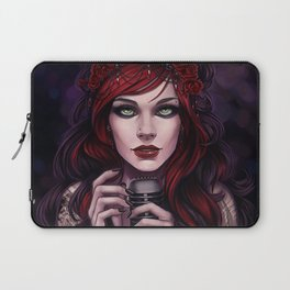 When I Sing... Laptop Sleeve