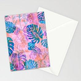 Kona Tropic Coral Stationery Cards