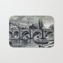 Cathedrals, abbeys and churches of England and Wales Bath Mat