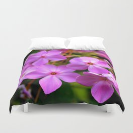 Pink Spring Duvet Cover